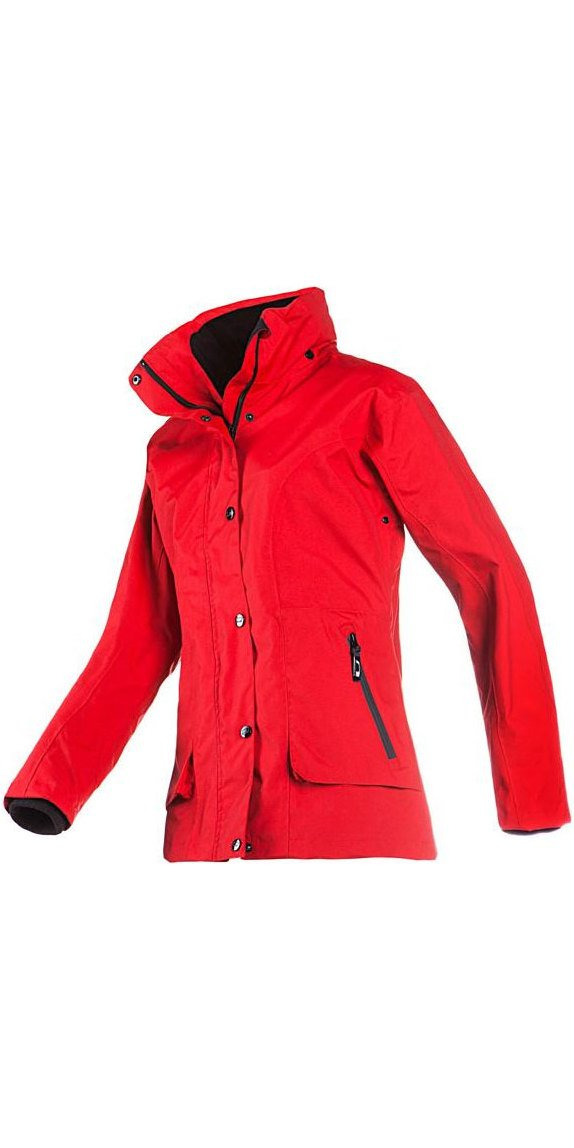 low priced latest trends of 2019 elegant shoes Baleno Dynamica Ladies Waterproof Coat Jacket in Red ...
