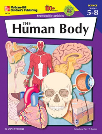 Amazon.com: The Human Body 100+ Gr 5-8: Office Products