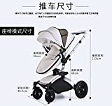 baby pram 3 in 1 cochecito bebe High Landscape Portable prams and pushchairs luxury baby stroller prams stroller travel