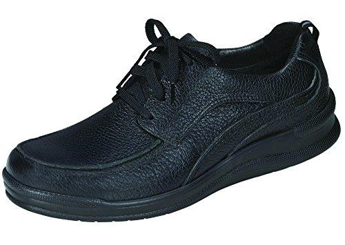 Sas Flytta På Svart Mens Shoes
