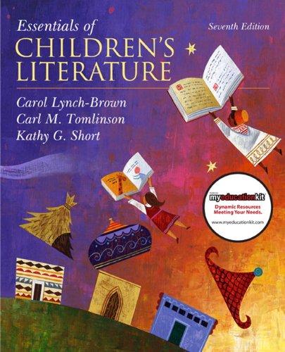 Essentials of Children's Literature (with MyEducationKit)...