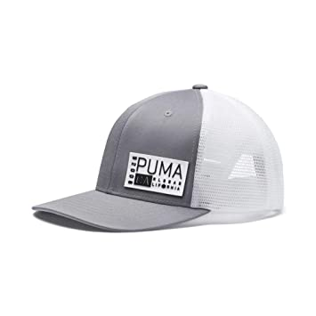 7d12abb1 Puma Golf 2019 Men's Trucker Snapback Hat (Men's, One Size), Quarry, Sports  & Outdoors - Amazon Canada