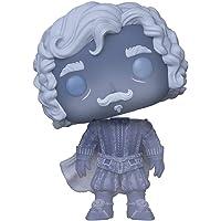 FunKo Figurine Pop - Harry Potter - Nearly Headless Nick Blue Translucent