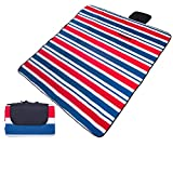DADAO Picnic Mat Waterproof Extra Large,Picnic Blanket Machine Washable/Beach Mat Sand Free/Portable Padded Changing Pad,1,150x200cm