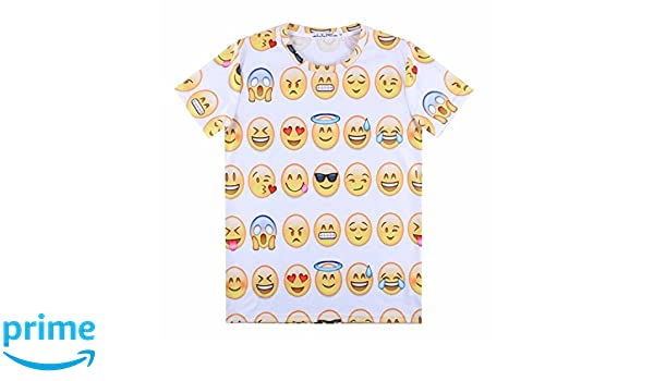 WEUIE Mens Colorful Tie-Dye T-Shirts Hipster Crew Neck 3D Flood Printed Short Sleeve Top Blouse Tee Shirts
