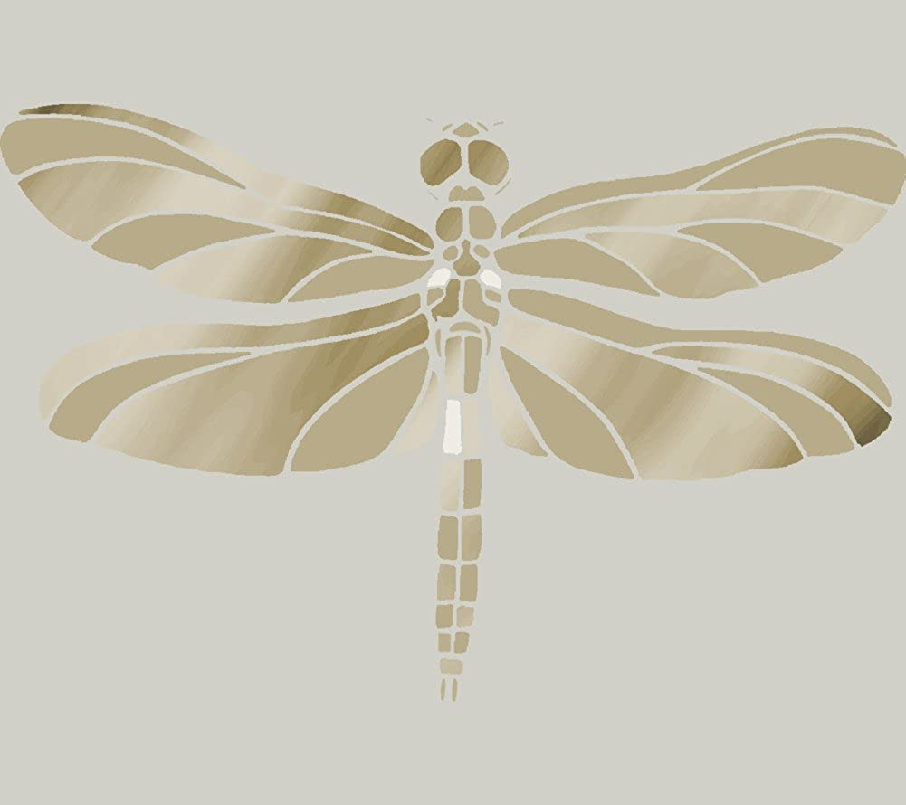 Design By Humans Gold Dragonfly Boys Youth Graphic T Shirt