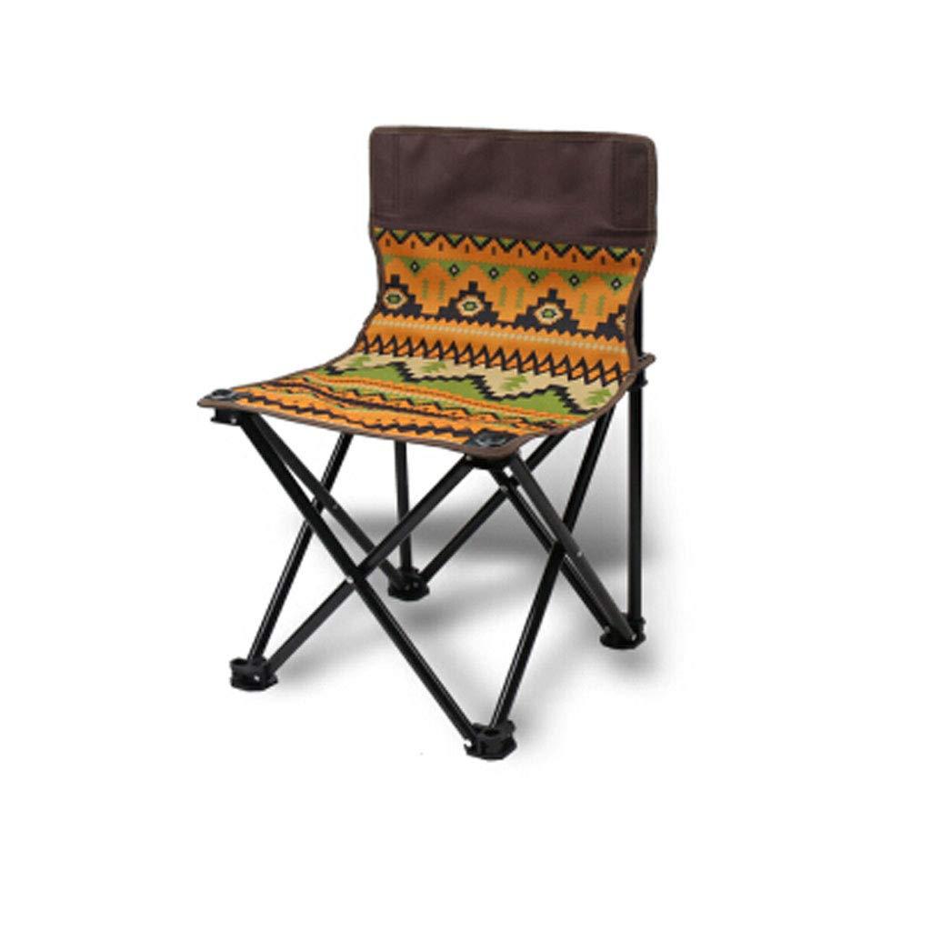 A S XBZDY Chaise Pliante Extérieure, Chaise De Pêche Pliante portable, Chaise De Pique-Nique pour Le Camping Loisir