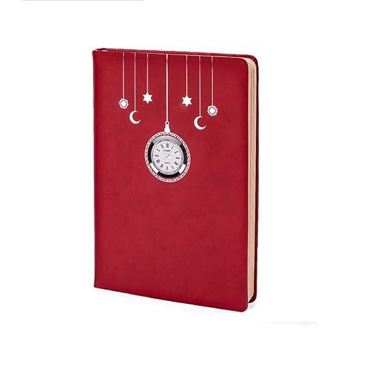 Horario de la mesa colgante Calendario 2019 Cuaderno A5 Manual de ...