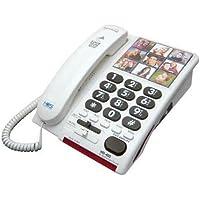 Serene HDPhone HD40S High Definition Speech Amplified Telephone