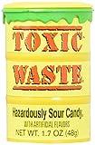Toxic Waste Hazardously Sour Candy Barrel, 1.7 Ounce
