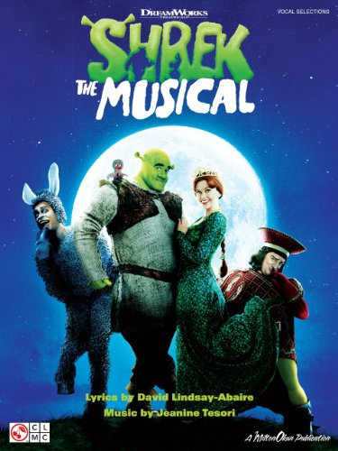 Shrek the Musical Songbook