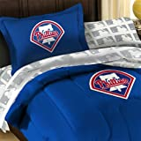 The Northwest Company MLB Philadelphia Phillies Twin Bedding Set