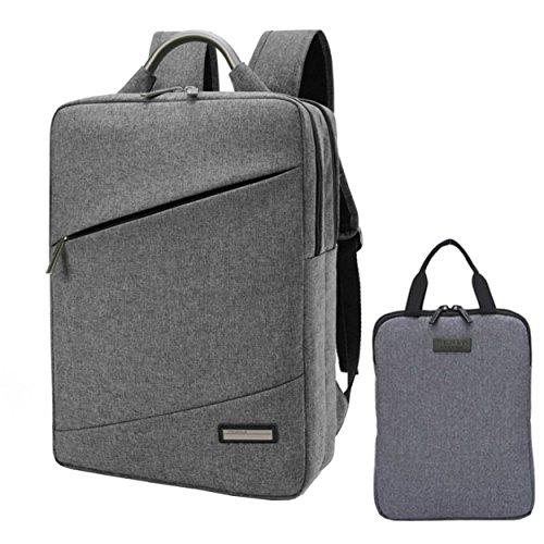 Shockproof computer bag laptop messenger handbag 15.6'''' black - 5