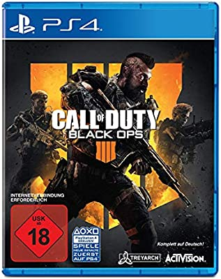Call of Duty Black Ops 4 - Standard Edition - PlayStation 4 ...
