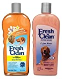 Fresh 'N Clean Classic Shampoo & Creme Rinse Bundle: (1) Fresh 'N Clean Classic Fresh Scented Shampoo, and (1) Fresh 'N Clean Classic Fresh Scented Creme Rinse, 18 Oz. Ea.z.)