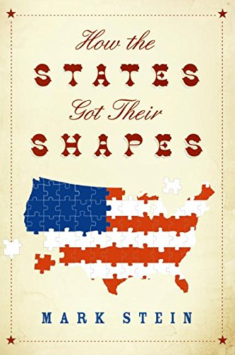 How the States Got Their - Of Usa The Shape
