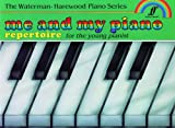 Me and My Piano Repertoire, F.  Harewo Waterman, 0571513298