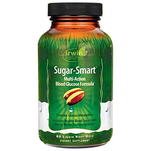 Irwin Naturals Sugar Smart Supplement