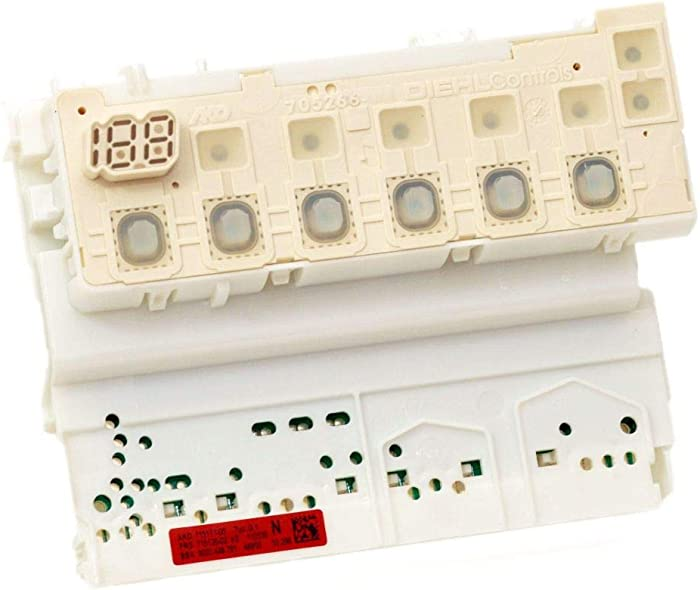 Bosch 00676960 Dishwasher Electronic Control Board Genuine Original Equipment Manufacturer (OEM) Part