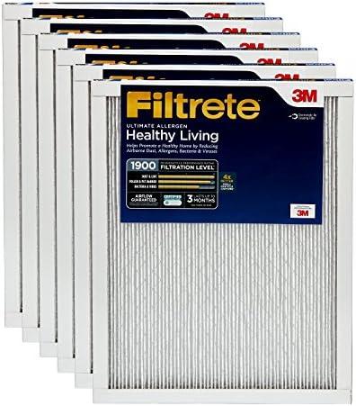 Filtrete UT03 6PK 1E Filter White Pack