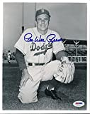 Peewee Reese Dodgers Signed 8x10 Photo Signed Auto - PSA/DNA Certified Ad71471