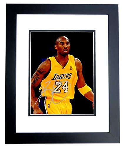 Image Unavailable. Image not available for. Color  Kobe Bryant Signed - Autographed  Los Angeles Lakers ... ec10688e7
