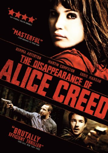 DVD : The Disappearance of Alice Creed (DVD)