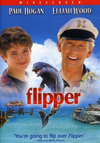 DVD : Flipper (1996) (, Dubbed, Dolby, AC-3, Widescreen)