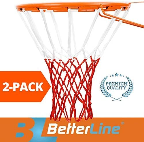 betterline 2 pack basketball nets