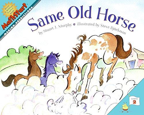 Download Same Old Horse (MathStart 2) pdf epub