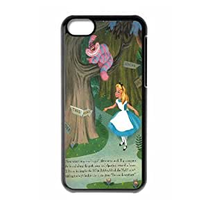 James-Bagg Phone case Alice in Wonderland Protective Case For Iphone 6 plus (5.5) Style-11