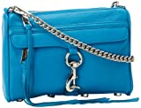 Rebecca Minkoff Mini Mac Clutch,Turquoise,One Size, Bags Central