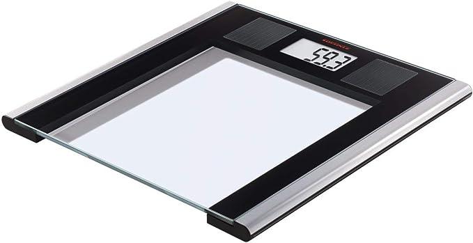 63308 Digital Corpo Bilancia display LCD 150kg SOEHNLE Bilancia Pesapersone Solar Sense