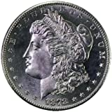 1878 S Morgan Silver Dollar Uncirculated Rare MS/BU US Coin $1