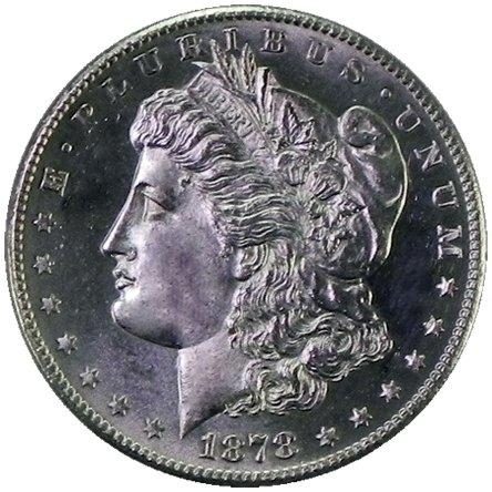 1878 S Morgan Silver Dollar Uncirculated Rare MS/BU US Coin $1 by GOLD COIN WAREHOUSE
