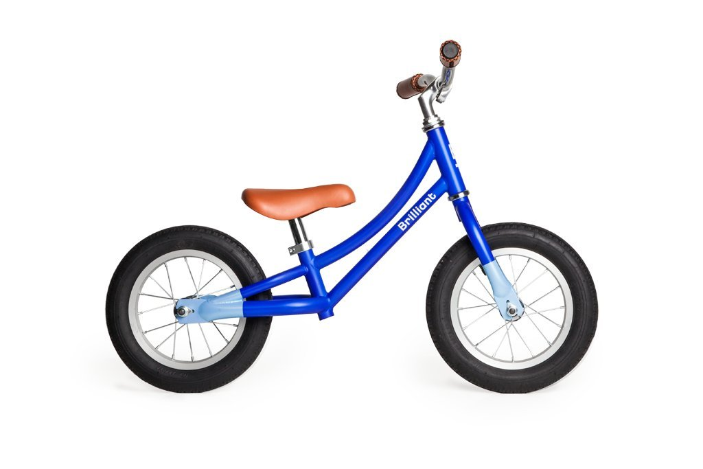 Brilliant Biddle Balance Bike (Blazing Blue) by Brilliant Bicycles