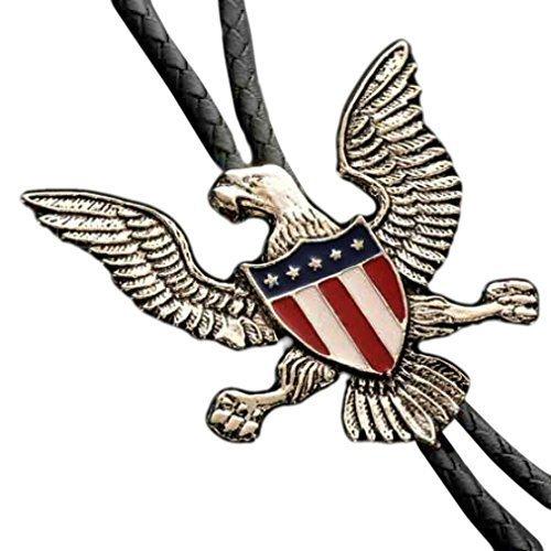 Águila Bolotie - emblema - Eagle Crest - lámina propia