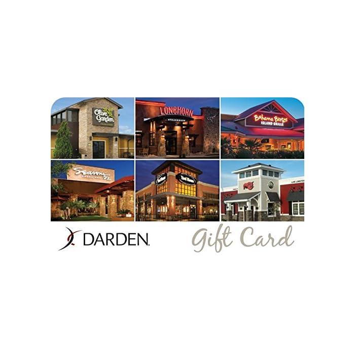 Multipack of 4 Darden Restaurants