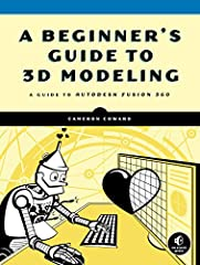 A Beginner's Guide to 3D Modeling is a project-based, straightforward introduction to computer-aided design (CAD). You'll learn how to use Autodesk Fusion 360, the world's most powerful free CAD software, to model gadgets, 3D print your desig...