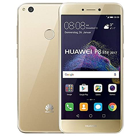 Huawei P9 Lite (2017) PRA-LX3 4G LTE USA & Latin 16GB 3GB Ram Octacore Fingerprint International Version (Octacore Huawei)