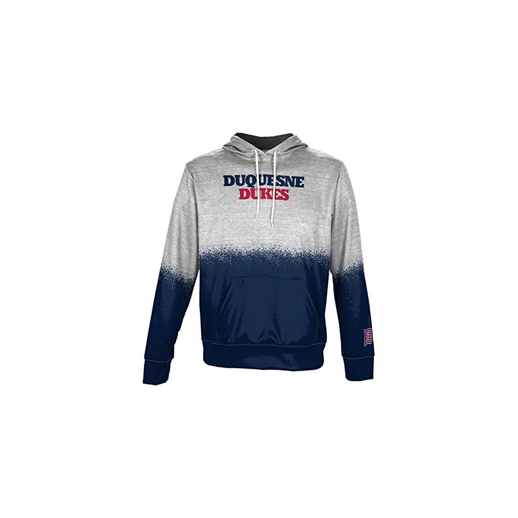 ProSphere Fordham University Girls Pullover Hoodie School Spirit Sweatshirt Spray Over