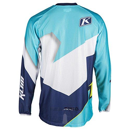 Klim XC Lite Jersey - MD/Blue by Klim (Image #2)'