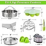 Instant Pressure Cooker Pot Accessories, P&P CHEF