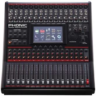 Phonic Summit 16 Canal Digital Licuadora: Amazon.es: Electrónica