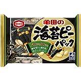 亀田製菓 海苔ピーパック 89g×12袋