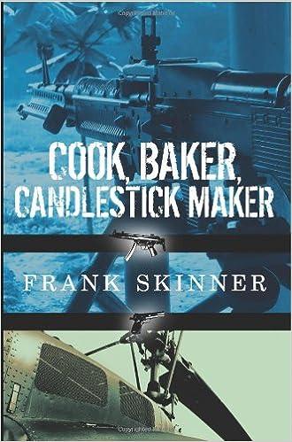 Cook Baker Candlestick Maker