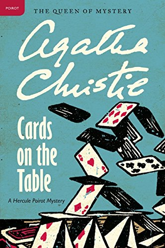 Download Cards on the Table: A Hercule Poirot Mystery (Hercule Poirot Mysteries) pdf