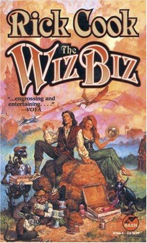 """The Wiz Biz"" av Rick Cook"