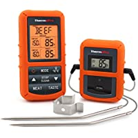 ThermoPro TP20 Wireless Remote Digital Cooking Food Meat...