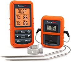 Save 30% on ThermoPro Wireless Meat Thermometer